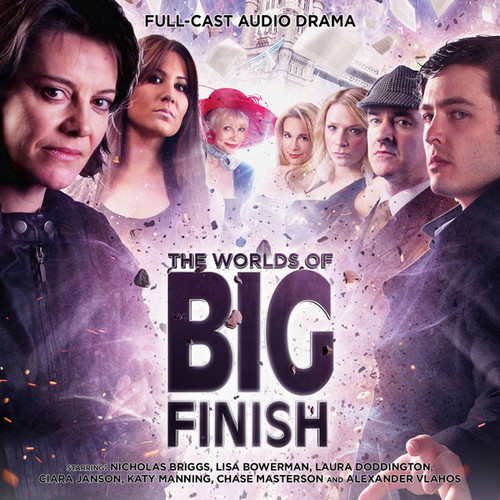 The Worlds of Big Finish Audio Drama