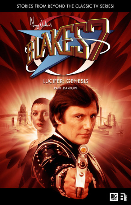 Big Finish Book: Lucifer: Genesis -7