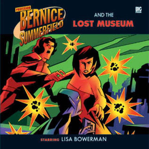Bernice Summerfield: #6.3 The Lost Museum - Big Finish Audio CD