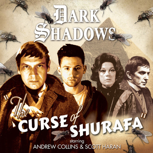 Dark Shadows: The Curse of Shurafa - Audio CD #46 from Big Finish