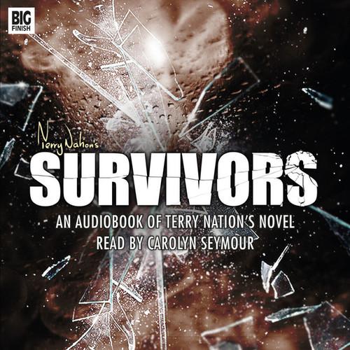 Survivors: Audiobook of Terry Nation's Novel - Big Finish Audio CD