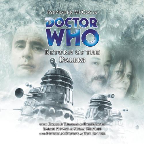 RETURN OF THE DALEKS - Special Big Finish Audio CD #V
