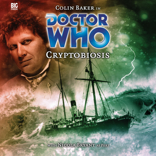 CRYPTOBIOSIS - Special Big Finish Audio CD #IV
