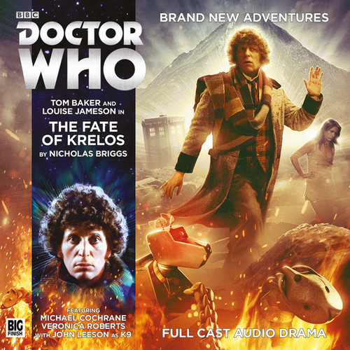 4th Doctor Stories: #4.7 The Fate of Krelos