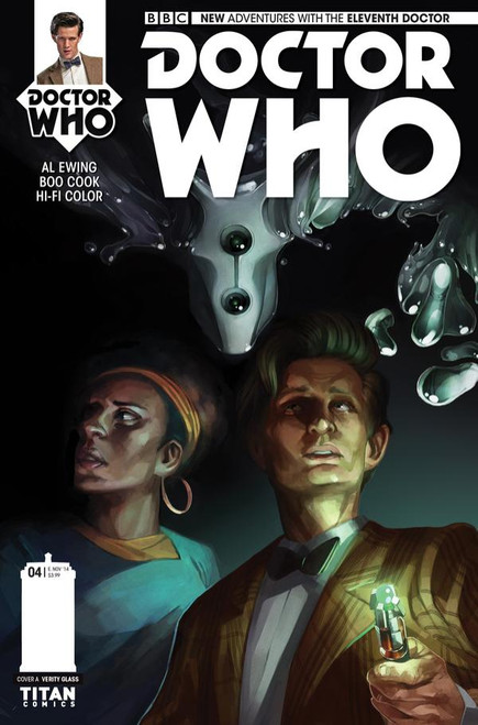 11th Doctor Titan Comics: Series 1 #4