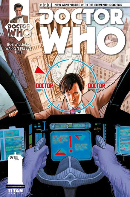 11th Doctor Titan Comics: Series 1 #7