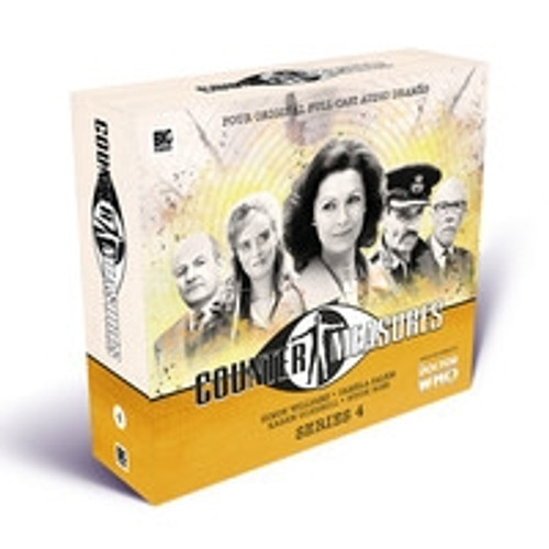 Counter-Measures: Series 4 Boxed Set- Big Finish Audio CD