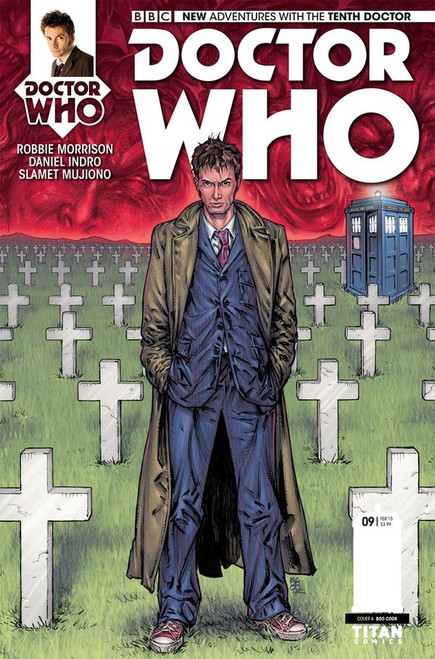 10th Doctor Titan Comics: Series 1 #9