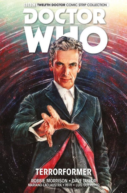 Titan Comics 12th Doctor Vol. 1: Terrorformer - Graphic Novel