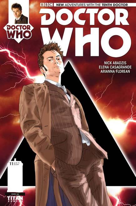 10th Doctor Titan Comics: Series 1 #11