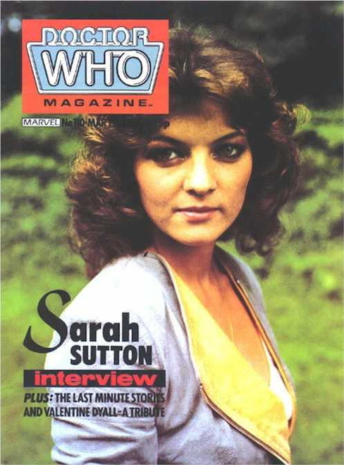 Doctor Who Magazine #110