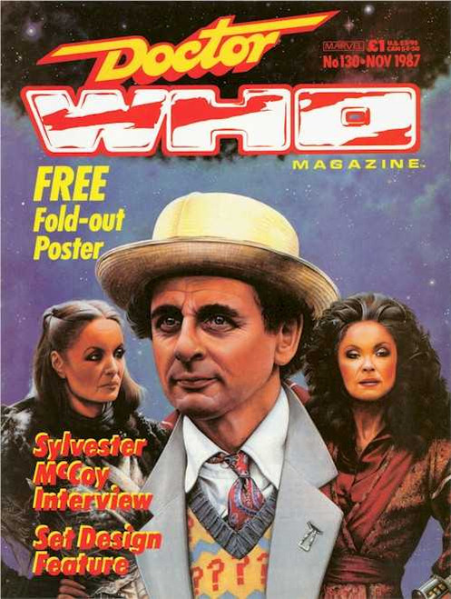 Doctor Who Magazine #130