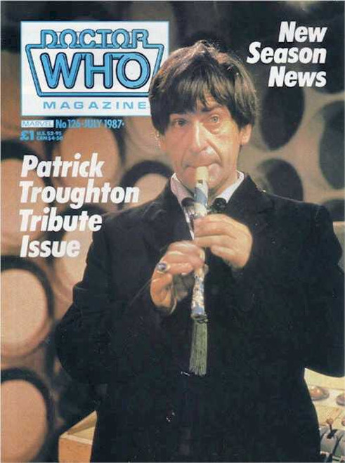 Doctor Who Magazine #126