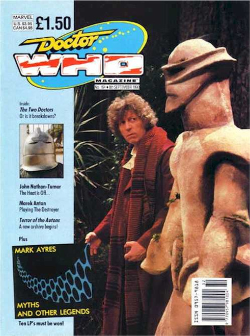 Doctor Who Magazine #164