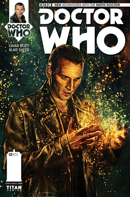 9th Doctor Titan Comics #2