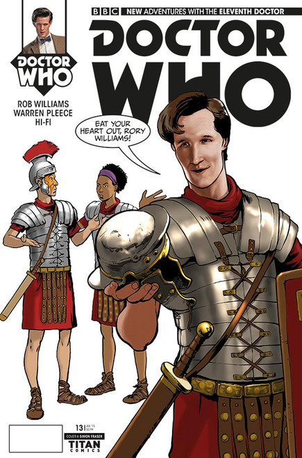 11th Doctor Titan Comics: Series 1 #13