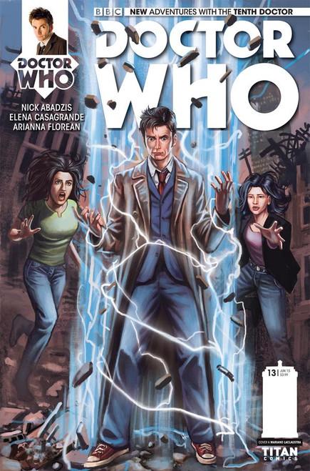 10th Doctor Titan Comics: Series 1 #13