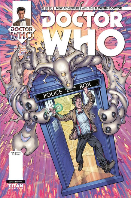 11th Doctor Titan Comics: Series 1 #11