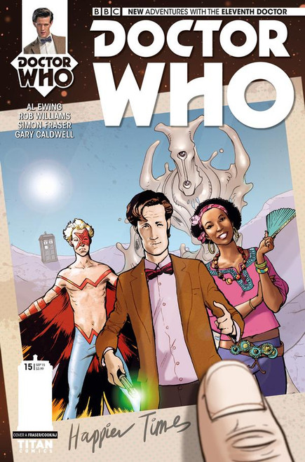 11th Doctor Titan Comics: Series 1 #15
