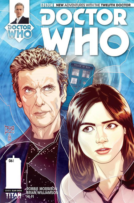 12th Doctor Titan Comics: Series 1 #6