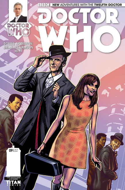 12th Doctor Titan Comics: Series 1 #9