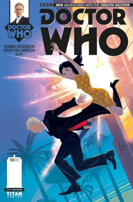 12th Doctor Titan Comics: Series 1 #10