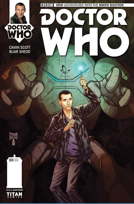 9th Doctor Titan Comics #3
