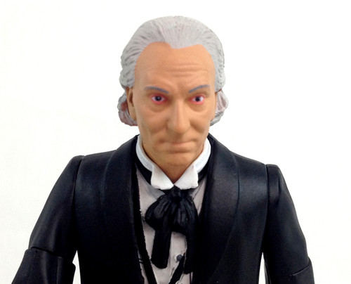 Action Figure - 1st DOCTOR (With Cane) - Unpackaged