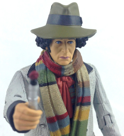 Action Figure - 4th DOCTOR (Light)- Unpackaged