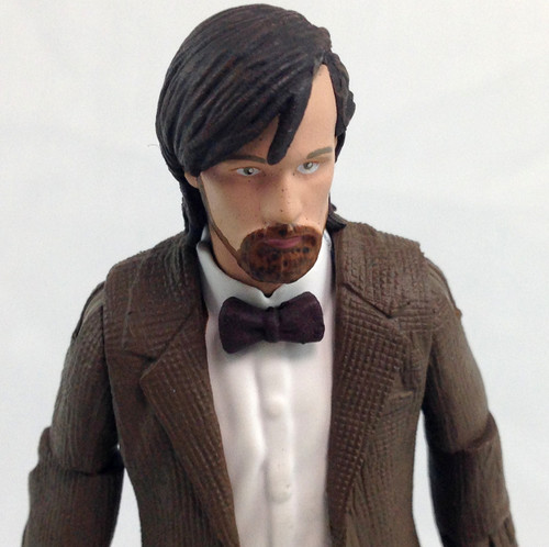 Action Figure - 11th DOCTOR (With Beard) - Unpackaged