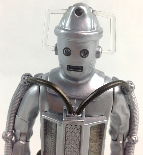 Action Figure - CYBERMAN (Tomb of the Cybermen) - Unpackaged