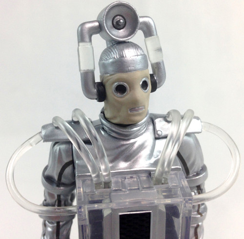 Action Figure - CYBERMAN (Tenth Planet Variation) - Unpackaged
