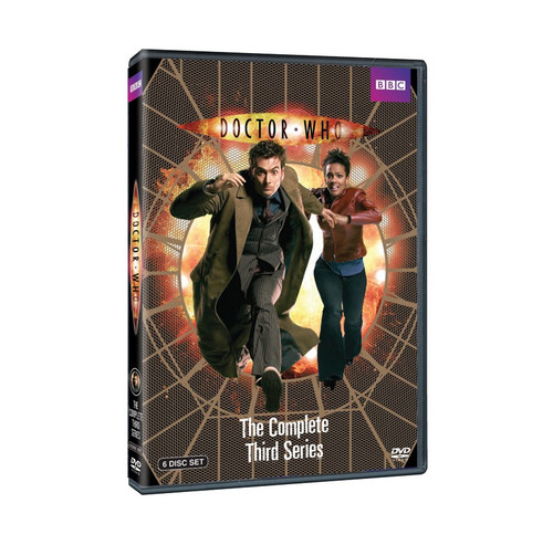 Complete Series 3 DVD Boxed Set - Starring David Tennant as the Doctor