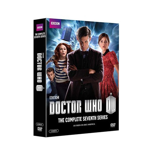 Complete Series 7 DVD Boxed Set - Starring Matt Smith as the Doctor