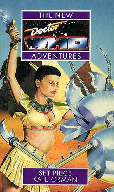 Set Piece New Adventures Paperback Book