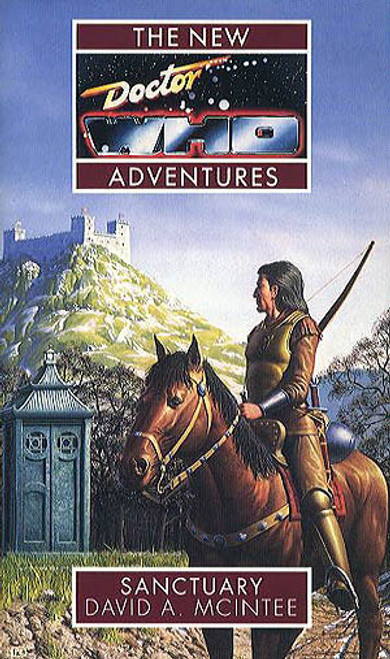 Sanctuary New Adventures Paperback Book