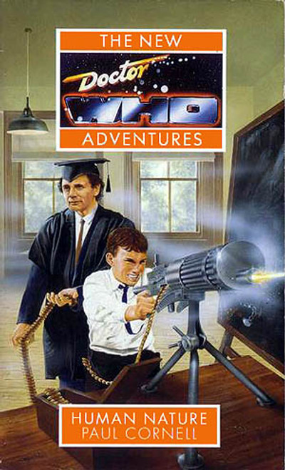 Human Nature New Adventures Paperback Book