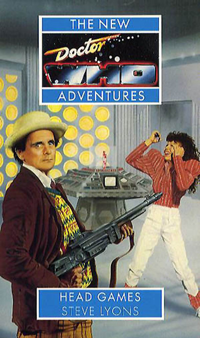 Head Games New Adventures Paperback Book