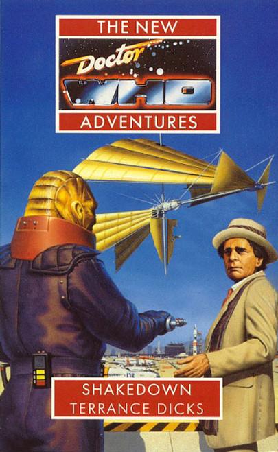Shakedown New Adventures Paperback Book