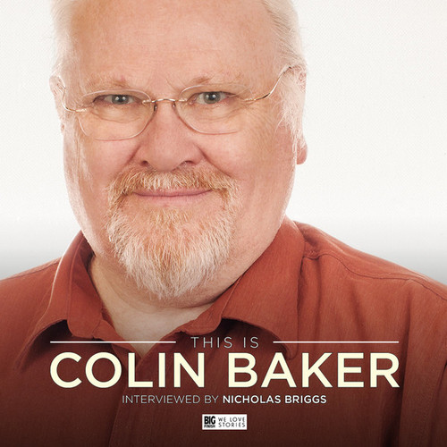 This Is Colin Baker - Big Finish Audio CD