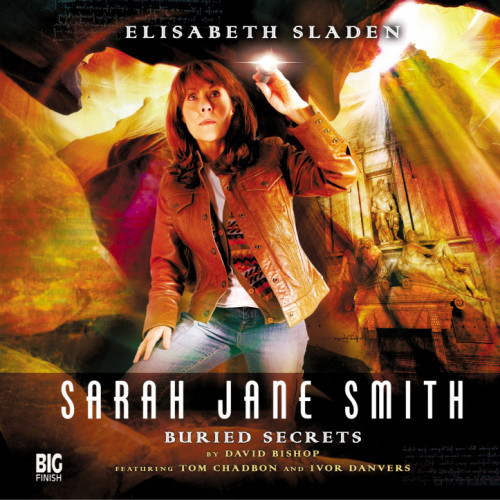 Sarah Jane Smith: Buried Secrets 2.1 (#6) - Big Finish Audio CD