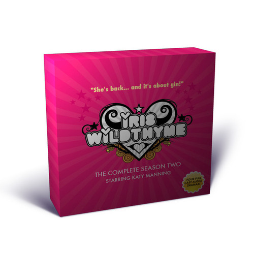 Iris Wildthyme: Series 2 - Big Finish Audio CD
