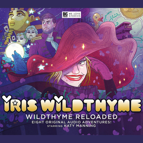 Iris Wildthyme: Reloaded 5.0 - Big Finish Audio CD