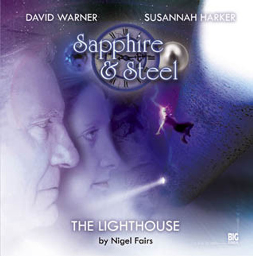 Sapphire & Steel: Lighthouse #1.4 - Big Finish Audio CD
