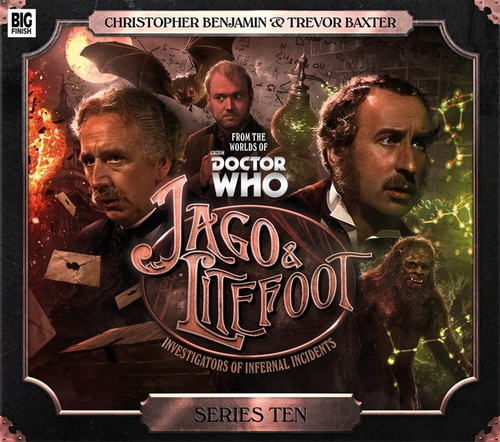Jago and Litefoot Series Ten CD Boxset from Big Finish