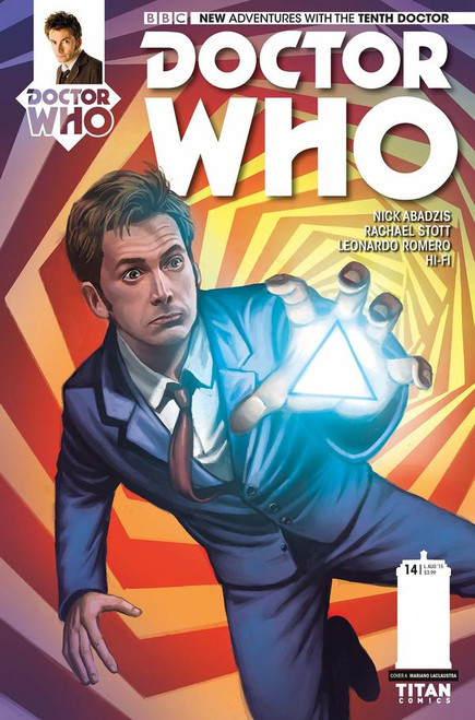 10th Doctor Titan Comics: Series 1 #14