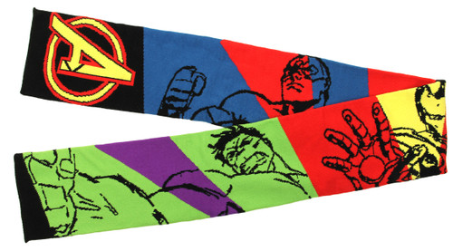Avengers Assemble Scarf