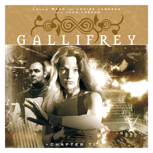 Gallifrey 3.1 - Fractures - Big Finish Audio CD