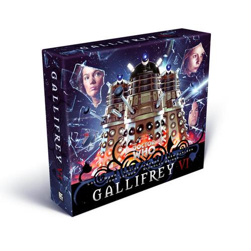 Gallifrey Series 6 - Big Finish Audio CD