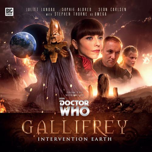 Gallifrey Series 7 - Big Finish Audio CD